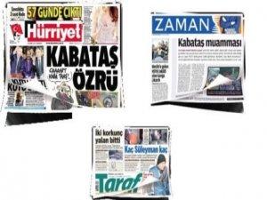 Cemaat ve Gezi medyası el ele