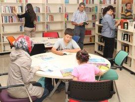 Selçukluya 3 yeni kütüphane kazandırıldı