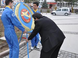 Seydişehirde THK 89.yılını kutluyor
