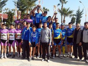 Selçuklu, Yıldızlar Bisiklette şampiyon