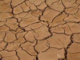 Meteorolojik kuraklık var...