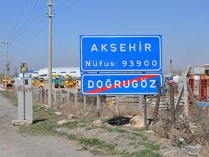 Akşehirin nüfusu 93 bin oldu