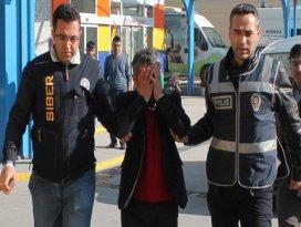 Konyada kart çetesine operasyon; 15 gözaltı
