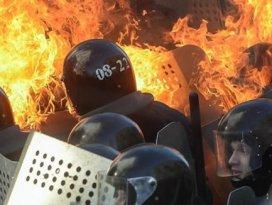 Ukraynada şiddet tırmanıyor