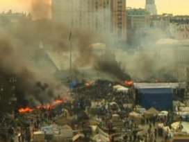 Kievden dumanlar yükseliyor: 20 ölü