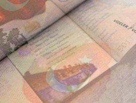 Sınır kapısında 89 ülkeye vize