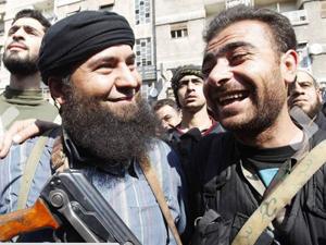 Suriyede ilk ateşkes sağlandı