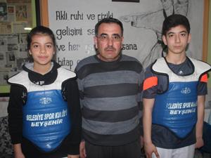 Liseli tekvandocuların hedefi Türkiye şampiyonluğu