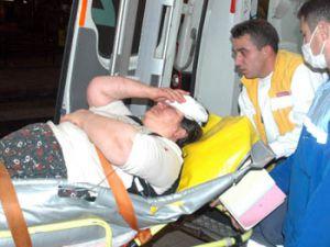 Akraba kavgası kanlı bitti; 7 yaralı