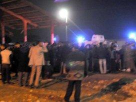 Suriye sınırında alarm! Uyarı ateşi açıldı