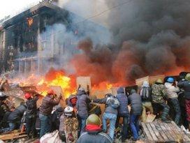 Ukraynada dış savaş