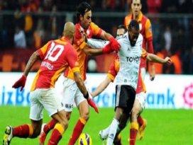 Galatasaray ve Beşiktaş dev kapışmaya hazır