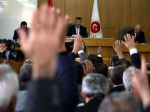 Konya il genel meclisi 2010 yılı ilk toplantısını yaptı