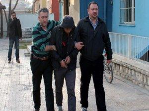 Konyada yazar kasa hırsızları yakalandı