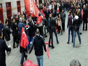 CHPliler AK Partililere tekme tokat saldırdı