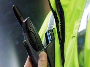 Polis telsizinden korsan yayına gözaltı