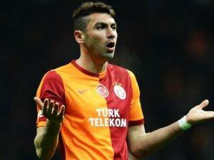 Buraktan Drogba ve Sneijdere büyük isyan!