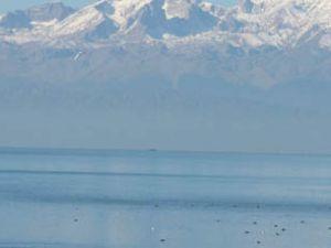 Beyşehir gölü bekar kaldı
