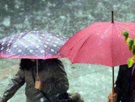 Havalar soğuyor, yağmur geliyor
