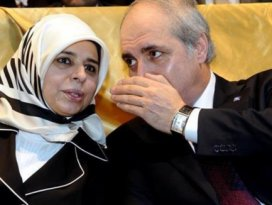 Numan Kurtulmuşun eşi ve oğlunu da dinlemişler