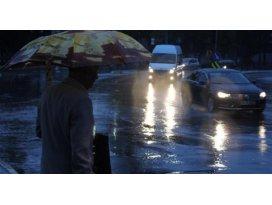 Meteorolojiden 5 ile kuvvetli yağış uyarısı!