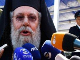 Başpiskopos Türkiyeyi tehdit etti