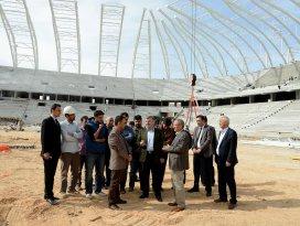 Konya yeni stadyumuna kavuşuyor