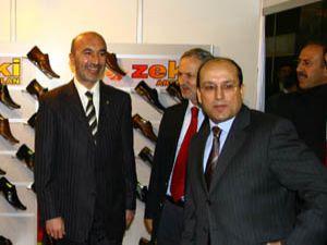 Ayakkabı sektörünün kalbi Konyada atacak