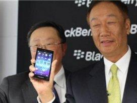BlackBerryden 4Gli akıllı telefon