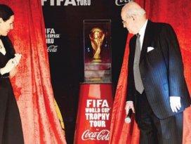 Dünya Kupası görücüye çıktı