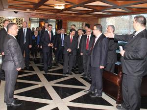 Kombassan Ankara yatırımlarını tanıttı