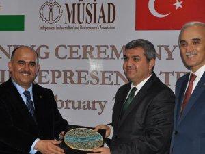 MÜSİAD Erbil'de Temsilcilik Açtı