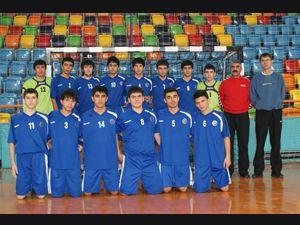 Selçuklu Belediyesi Hentbol takımı AdanaRALa hazırlanıyor