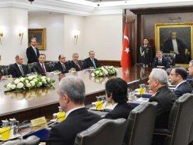 Ankarada gözlerin çevrildiği toplantı