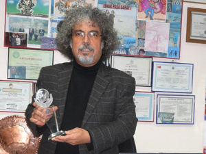 Selçuk Üniversitesine ödül