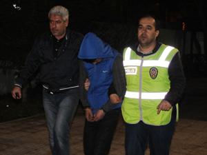 Konyada hırsızlar suçüstü yakalandı