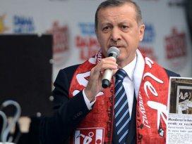 Erdoğandan cemaat yayınlarına boykot çağrısı