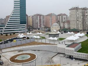 Necmettin Erbakan Parkı yeni cazibe merkezi oluyor