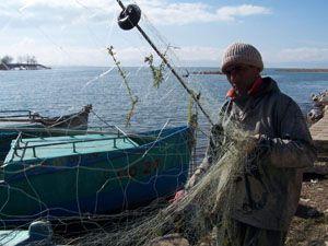 Balıkçılıkta misina yerine ip ağ kullanılacak