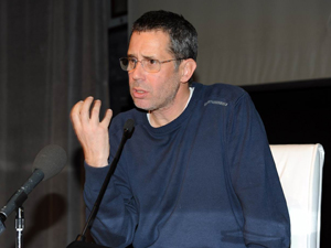 Şehir Konferanslarının konuğu gazeteci Yazar Albayrak