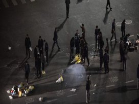 İstasyonda palalı saldırgan dehşeti: 27 ölü