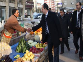 Başkan Altay: Belediyecilikte model olduk