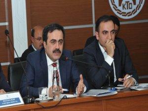 KTOda 68. Meslek Komitesi istişare toplantısı yapıldı