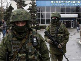 Rus askerleri, Ukrayna askerlerini kuşattı!
