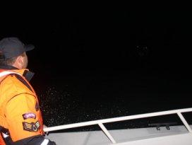 Mahsur kalan balıkçıları, jandarma kurtardı