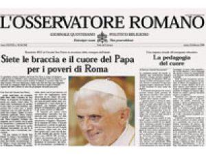 Vatikan, krize karşı İslamî bankacılık önerdi