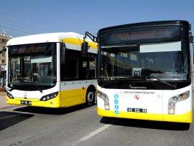 Konyada yeni otobüs hatları hizmette