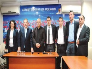 500 CHPli AK Partiye katıldı