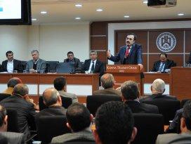 KTO şubat meclis toplantısı yapıldı