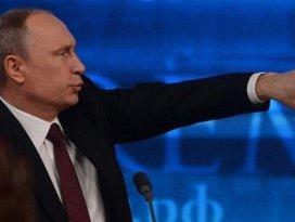 Putin: Ukraynaya girme olasılığımız var